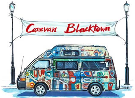 Carevan Truck