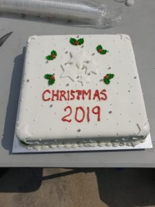 Specially made to spread Christmas cheer